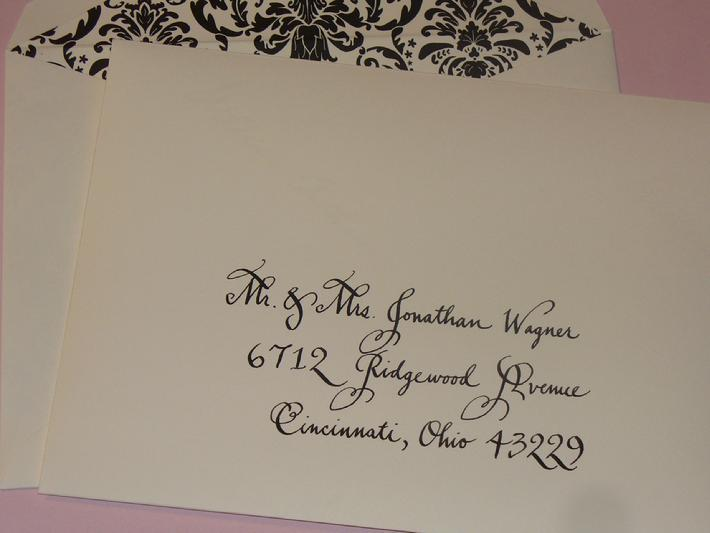 Prater CalligraphyWedding Special Occasion Calligraphy – What to Write in Wedding Gift Card